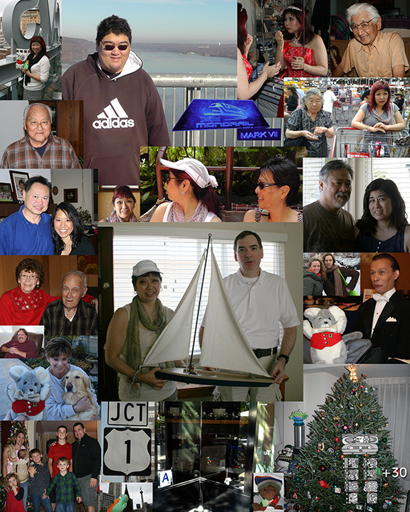 Holiday Montage 2012