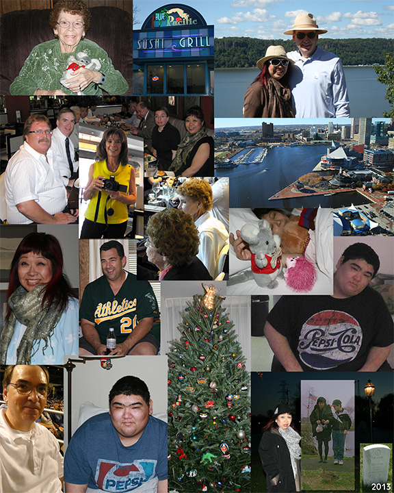 Holiday Montage 2013